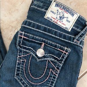 NWOT girls true religion jeans